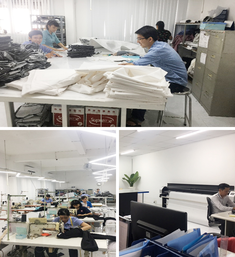 Technical Department / Sample Room